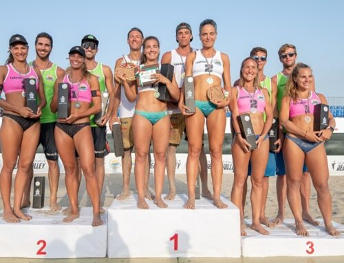 Valentina Calì vince anche la tappa di Catania del Torneo Nazionale di Beach Volley